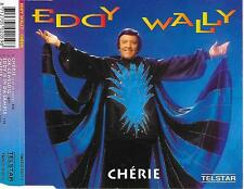 EDDY WALLY - Cherie CDM 4TR Euro House 1995 (TELSTAR) Benelux