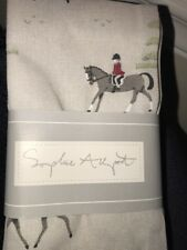 Sophie Allport Napkins ( Set of 4) Cotton - Horses design New