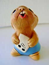 Vintage Pendelfin Rolly Rabbit Figure Nice! Made In England ~ Hand Painted A1