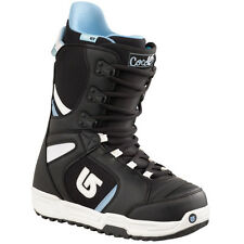 NEW Burton COCO Snowboard BOOTS / SIZES: 6 or 7 - White/Black/Blue Womens