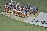15mm roman era / selucid - cavalry 14 cavalry - cav (14086)