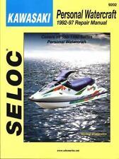 Kawasaki Personal Watercraft, 1992-97 (Seloc Publications Marine-ExLibrary