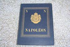 RARE OUVRAGE ILLUSTRE VIE DE NAPOLEON par F. MASSON éd.GUY LE PRAT BON ETAT
