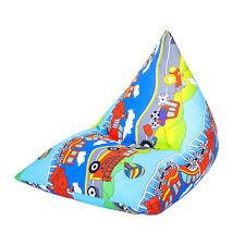 Transport Large Children's Kids Pyramid Bean Bag Chair Gaming Beanbag Gamer