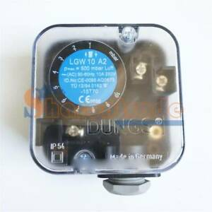 1PCS DUNGS LGW10A2 pressure switch New