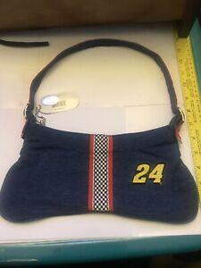 Race Ready Lady Bag Purse Denim #24 Kasey Kahne NASCAR New