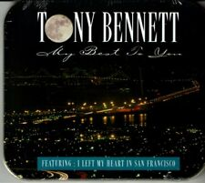 Tony Bennet  My Best To You   Collection Tin     BRAND  NEW SEALED CD