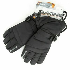 Dakine Talon Snowboard Ski Gloves Black Mens Size M