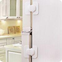 Cupboard For Baby Catch Freezer Cabinet Kids Lock Fridge Safety Door