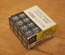 Allen Bradley 800M-XA4, Series A, Small Oiltight Contact Block - NEW