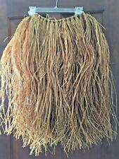 Authentic Vintage Hawaiian Grass Skirt