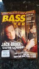 BASS PLAYER magazine - September 2001
