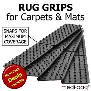 Non Slip Mat Carpet Grips Anti Slide Skid Rug Grippers Runner Spikes Reusable