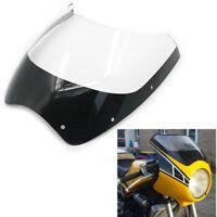 Windscreen Windshield Fit Yamaha RD250 RZ350 RZ250 RD350LC RD250LC RZ RD CLR
