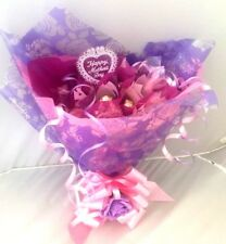 MOTHERS DAY FERRERO ROCHER  BOUQUET HAND MADE PERFECT GIFT FOR MUM