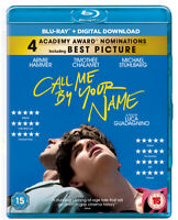Call Me By Your Name Blu-Ray (2018) Timothée Chamalet, Guadagnino (DIR) cert 15