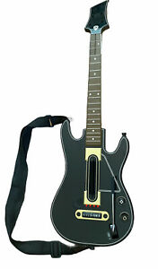 Guitar Hero Live Black Gold Controller for PS3 PS4 Xbox 360 No Dongle TESTED