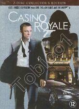 CASINO ROYALE - 2 DISC COLL. EDITION - JAMES BOND 007 - DANIEL CRAIG