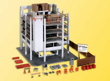 Kibri Kit 38537 NEW HO CONSTRUCTION SITE WITH ACCESSORIES