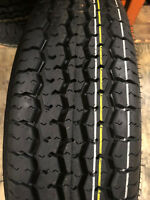 2 NEW ST205/75R14 Mirage Radial Trailer Tires 6 PLY 205 75 14 ST 2057514 R14 ST