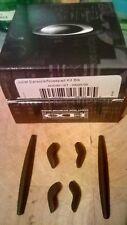Oakley Original X-METAL Juliet earsocks + Nasenpads Bnwt Kostenlose P + P £ 20.00