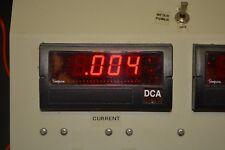 Simpson Falcon F35 1 25 0 Digital Panel Current Meter 3 12 Digit 2 A 120vac