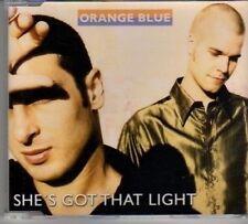 (BJ361) Orange Blue, She's Got That Light - 2000 CD