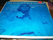 Johann Strauss II-Beautiful Blue Danube-LP-Capitol-Shrink-Vinyl Record-VG+