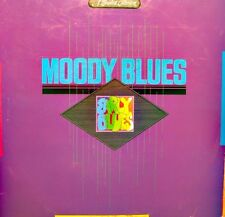 THE MOODY BLUES early blues 2LP'S 1985 COMPLEAT RECORDS go now/let me go USA EX+