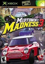 Midtown Madness 3 Disque Seulement (Microsoft Xbox, 2003) - version européenne