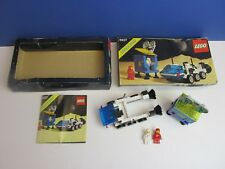 RARO LEGO 6927 VINTAGE CLASSIC SPACE All-Terrain Vehicle Set Completo in scatola 87Q