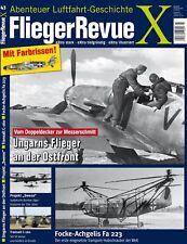 Of Double Decker to Messerschmitt Hungary Pilot Eastern Front Focke Achgelis
