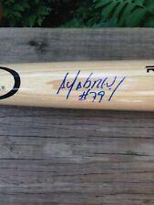 Jose Abreu signed Rawlings Pro Bat! Mint PSA DNA. White Sox Star slugger.beauty!