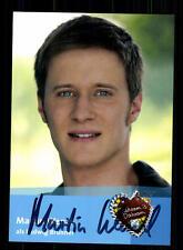 Martin Wenzel Dahoam is Dahoam Autogrammkarte Original Signiert # BC 83724