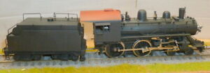 Hallmark Models Brass Frisco 4-4-0 Locomotive - boxed