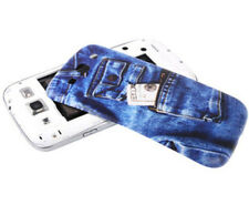Samsung Galaxy S3 i9300 JEANS Akku Deckel Cover
