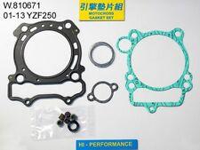 Pochette de joints haut moteur Yamaha 250 YZF/WRF 01-13