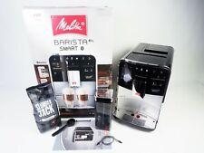 ☕ Melitta F83/0-101 Barista TS Smart Coffee Machine, 1450 W, Silver ☕