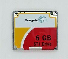 Seagate ST1 Drive Microdrive 6GB ST660211 Cf P/N: 9AF232-040 Cf Hard Drive HDD