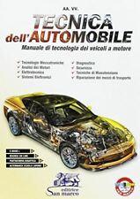 TECNICA DELL'AUTOMOBILE  - AA.VV. - SAN MARCO