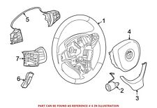 For BMW Genuine Steering Column Control Module 61319383878