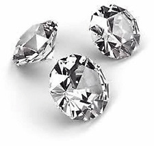 3 Natural Diamond  (1,5 mm.) Brilliants D>I / IF>SI ct. 0,03  Diamanti Диаманти