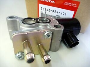 GENUINE HONDA IDLE AIR CONTROL VALVE 36450-P2J-J01 IACV B-SERIES CIVIC VTI EK4