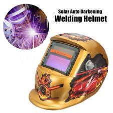 Protección UV / IR Solar auto oscurecer casco de soldadura Máscara Tig MásMapa d