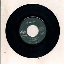 FRENCH EP THE BEACH BOYS DANCE DANCE DANCE SANS POCHETTE