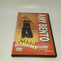Amy Bento Hi/Lo Xtreme Workout DVD 2008 Exercise Fitness At-Home No Equipment