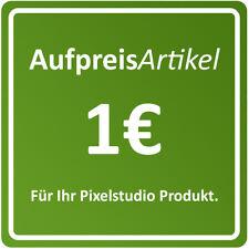 Aufpreis Artikel - Nachzahlung für Ihr Pixelstudio Produkt