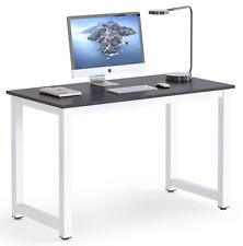 More details for computer home office desk corner wooden desktop table pc study workstation
