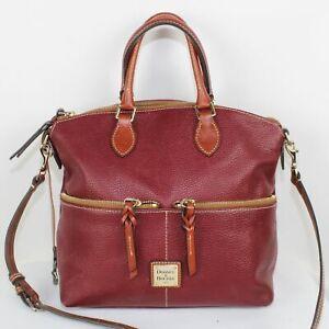 DOONEY & BOURKE Samba Saddle Leather Shoulder Bag