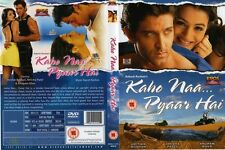 Kaho Naa Pyaar Hai (Hindi DVD)(2000)(English Subtitles) (Brand New Original DVD)